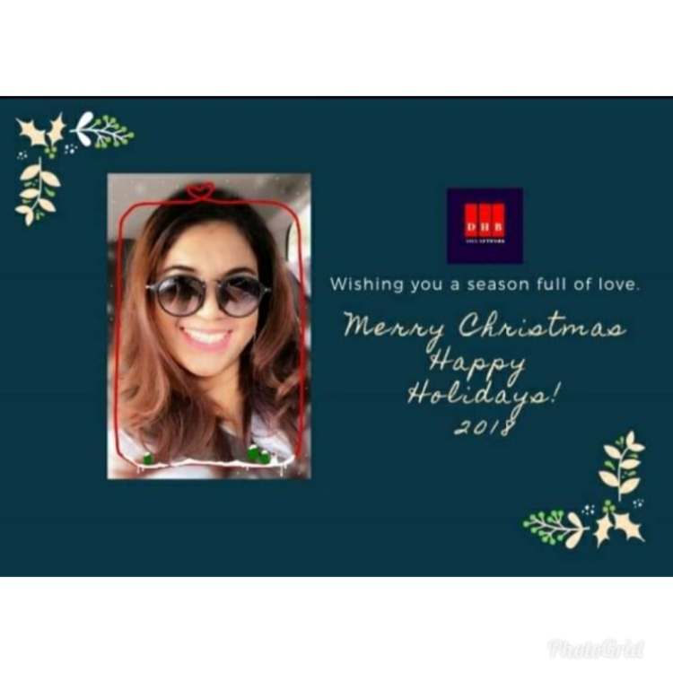 Merry Christmas & Happy Holiday from us at DHB Asia Network!! Love & Peace 😘🥰🤗😎